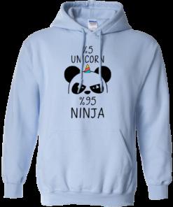 image 159 247x296px 5% Unicorn and 95% Ninja Beer T Shirts, Hoodies, Tank