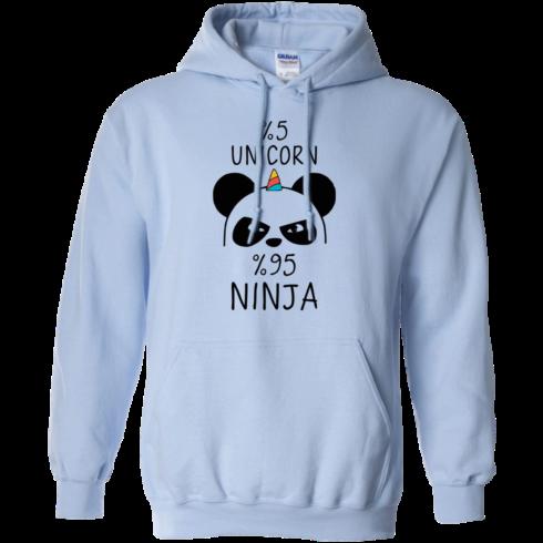 image 159 490x490px 5% Unicorn and 95% Ninja Beer T Shirts, Hoodies, Tank