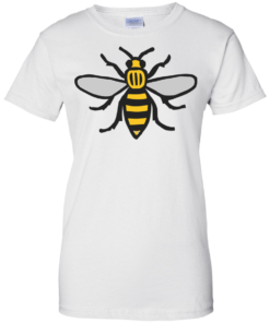 image 16 247x296px Manchester Bee, Symbol of Manchester T Shirts