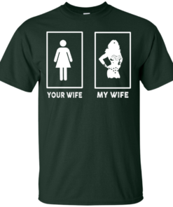 image 164 247x296px My Wife Your Wife Wonder Woman T Shirts, Hoodies