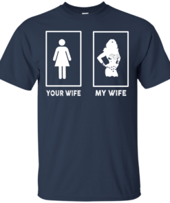 image 165 247x296px My Wife Your Wife Wonder Woman T Shirts, Hoodies