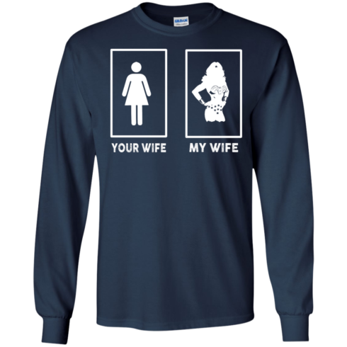 image 168 490x490px My Wife Your Wife Wonder Woman T Shirts, Hoodies