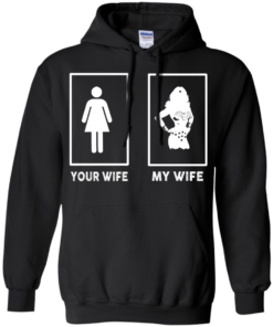 image 169 247x296px My Wife Your Wife Wonder Woman T Shirts, Hoodies