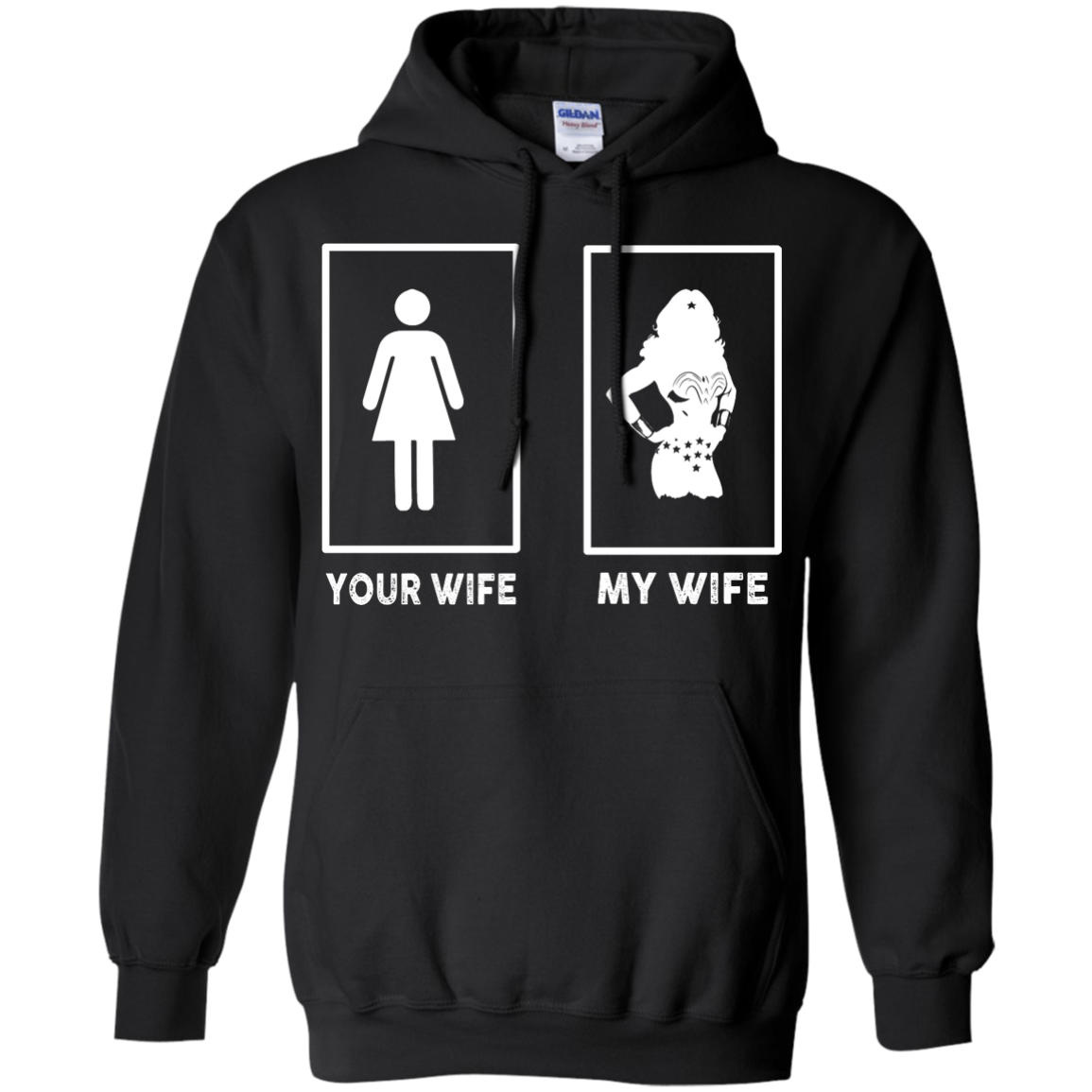 image 169px My Wife Your Wife Wonder Woman T Shirts, Hoodies