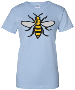 image 17 247x296px Manchester Bee, Symbol of Manchester T Shirts