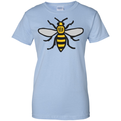 image 17 490x490px Manchester Bee, Symbol of Manchester T Shirts