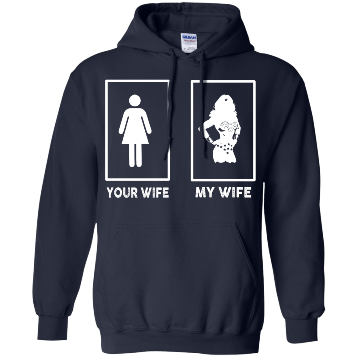 image 170px My Wife Your Wife Wonder Woman T Shirts, Hoodies