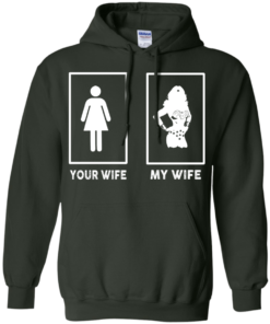 image 171 247x296px My Wife Your Wife Wonder Woman T Shirts, Hoodies