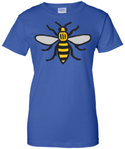 image 18 247x296px Manchester Bee, Symbol of Manchester T Shirts