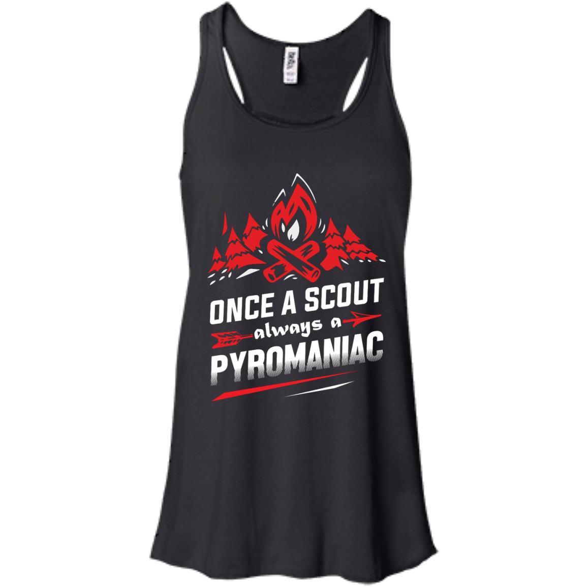 image 217px Once A Scout Always A Pyromaniac T Shirts, Hoodies, Tank Top