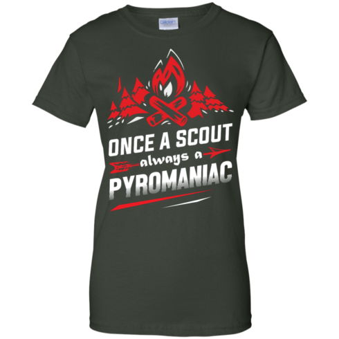 image 222 490x490px Once A Scout Always A Pyromaniac T Shirts, Hoodies, Tank Top