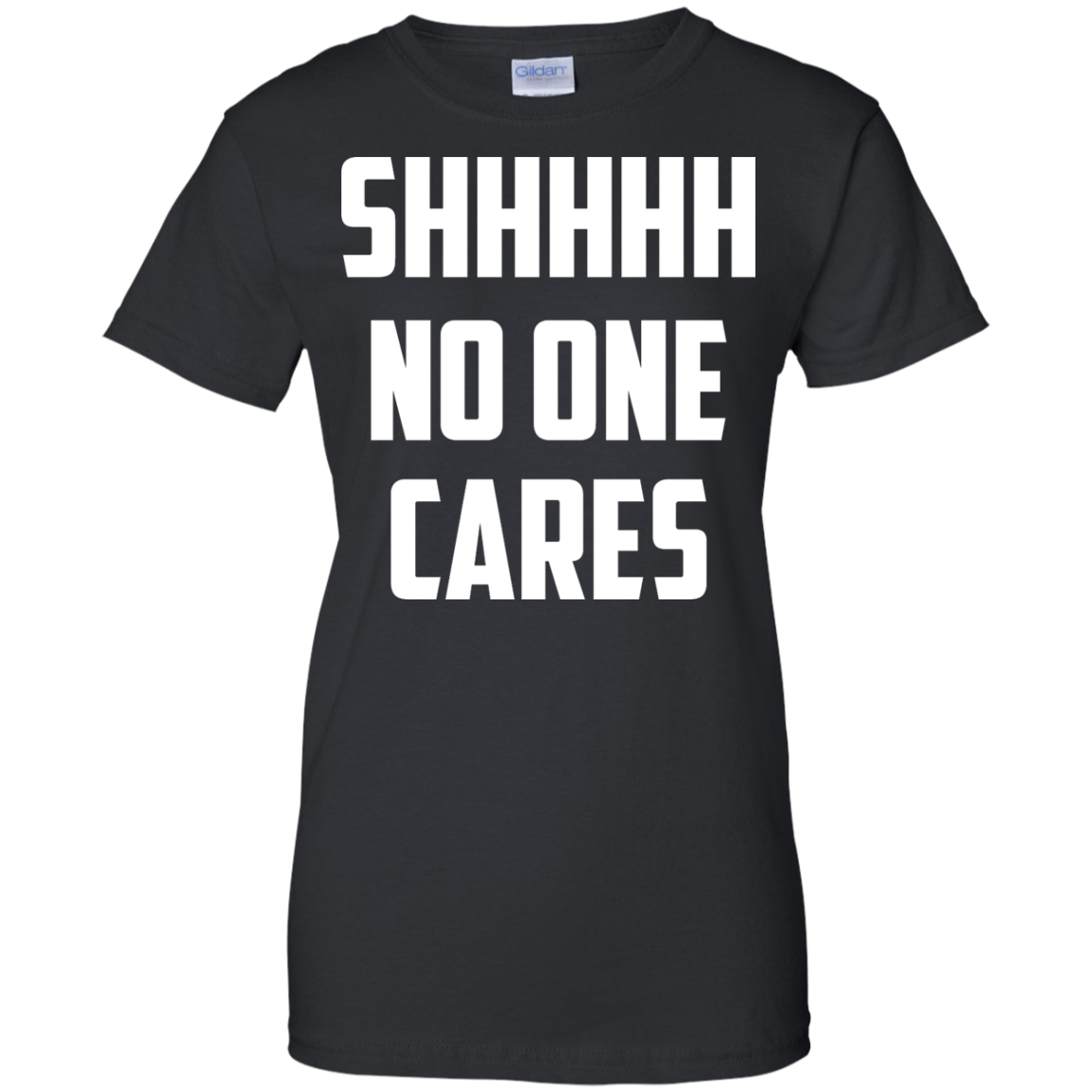 image 263px Shhhhh No One Cares T Shirts, Hoodies