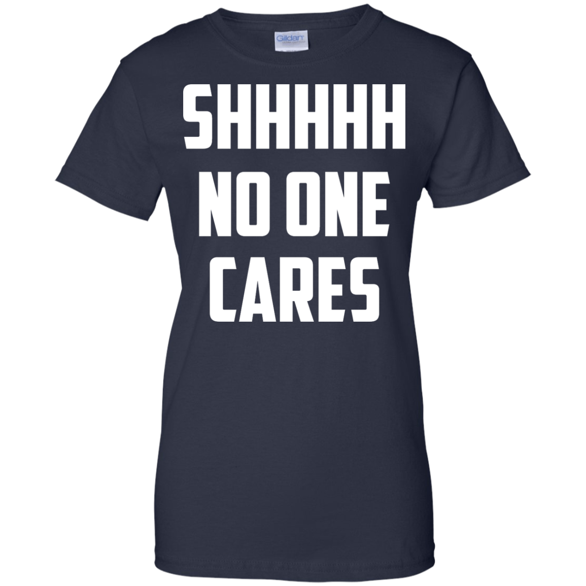 image 265px Shhhhh No One Cares T Shirts, Hoodies