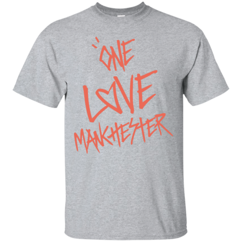 image 292 490x490px Ariana Grande: One Love Manchester T Shirts, Hoodies