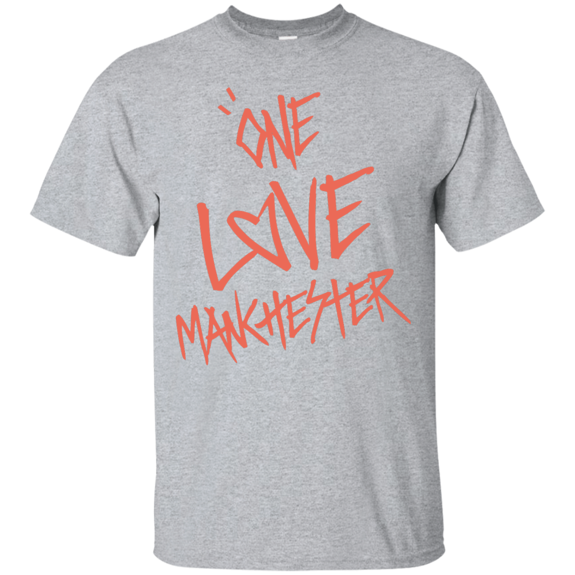 image 292px Ariana Grande: One Love Manchester T Shirts, Hoodies