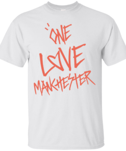image 293 247x296px Ariana Grande: One Love Manchester T Shirts, Hoodies