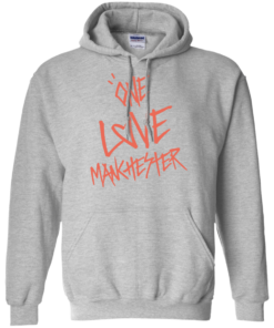 image 296 247x296px Ariana Grande: One Love Manchester T Shirts, Hoodies