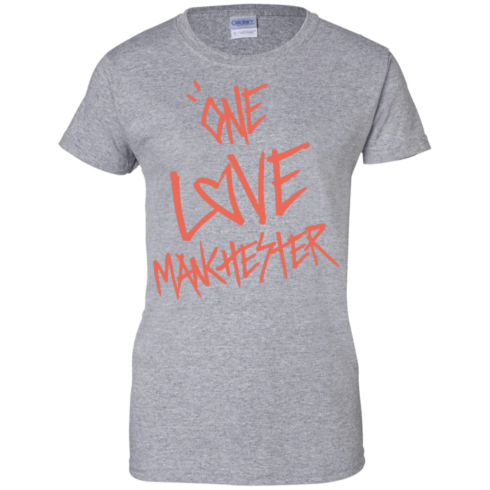 image 298 490x490px Ariana Grande: One Love Manchester T Shirts, Hoodies