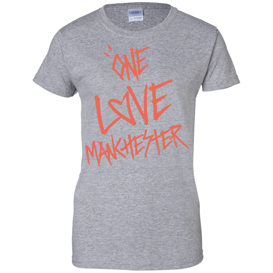 image 298px Ariana Grande: One Love Manchester T Shirts, Hoodies