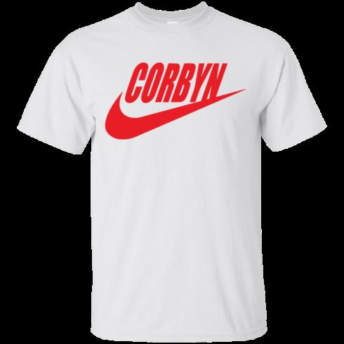 image 301 490x490px Just Corbyn Nike Logo T Shirts, Hoodies, Tank Top