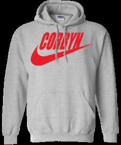 image 304 247x296px Just Corbyn Nike Logo T Shirts, Hoodies, Tank Top