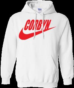 image 305 247x296px Just Corbyn Nike Logo T Shirts, Hoodies, Tank Top