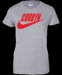 image 306 247x296px Just Corbyn Nike Logo T Shirts, Hoodies, Tank Top