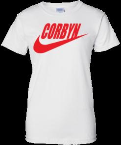 image 307 247x296px Just Corbyn Nike Logo T Shirts, Hoodies, Tank Top