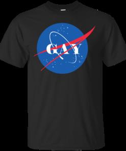 image 491 247x296px Nasa Gay Pride Logo T Shirts, Hoodies, Tank