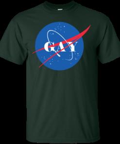 image 492 247x296px Nasa Gay Pride Logo T Shirts, Hoodies, Tank