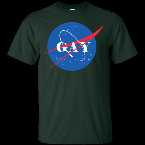 image 492 490x490px Nasa Gay Pride Logo T Shirts, Hoodies, Tank
