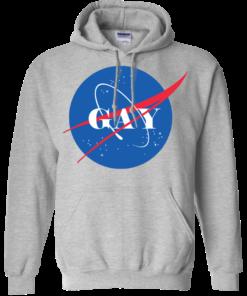 image 493 247x296px Nasa Gay Pride Logo T Shirts, Hoodies, Tank