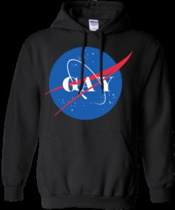 image 494 247x296px Nasa Gay Pride Logo T Shirts, Hoodies, Tank