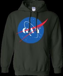 image 495 247x296px Nasa Gay Pride Logo T Shirts, Hoodies, Tank