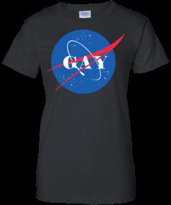 image 497 247x296px Nasa Gay Pride Logo T Shirts, Hoodies, Tank