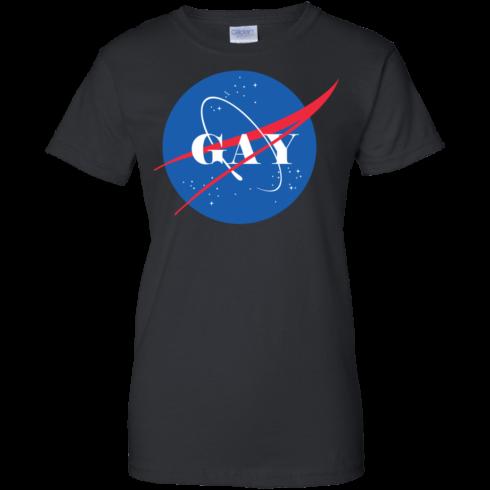 image 497 490x490px Nasa Gay Pride Logo T Shirts, Hoodies, Tank