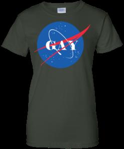 image 498 247x296px Nasa Gay Pride Logo T Shirts, Hoodies, Tank