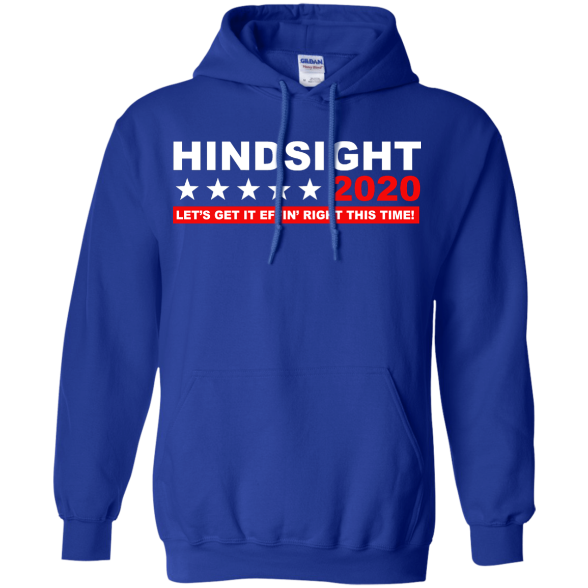 image 534px Hindsight 2020 Let's Get It Effin' Right This Time T Shirts