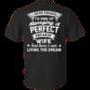 image 628 100x100px I Never Dreamed I'd Grow Up To Be A Spoiled Wife But Here I Am Killing It T Shirts, Hoodies