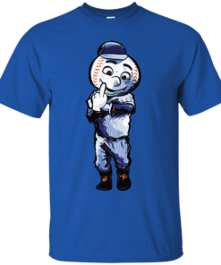 image 693 247x296px Mr. Met Middle Finger T Shirts, Hoodies
