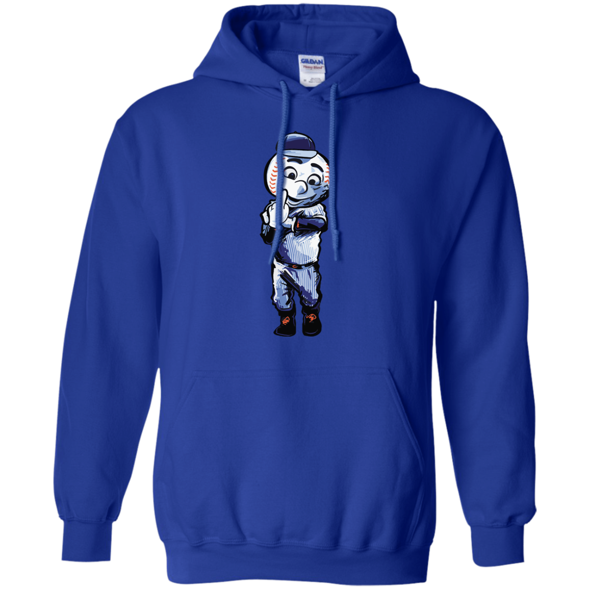 image 697px Mr. Met Middle Finger T Shirts, Hoodies