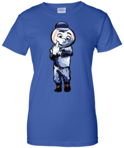 image 699 247x296px Mr. Met Middle Finger T Shirts, Hoodies