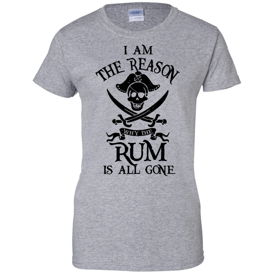image 714px I Am The Reason Why The Rum Is All Gone T Shirts, Hoodies