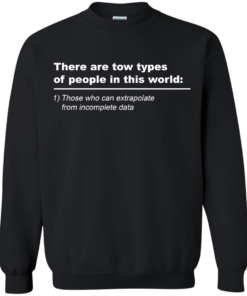 image 720 247x296px There Are Tow Types Of People In This World T Shirts, Hoodies