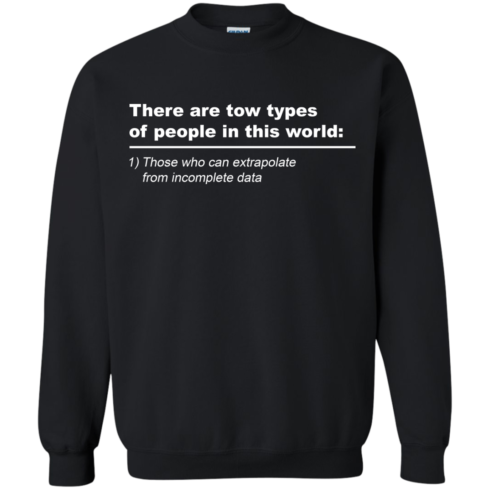 image 720 490x490px There Are Tow Types Of People In This World T Shirts, Hoodies