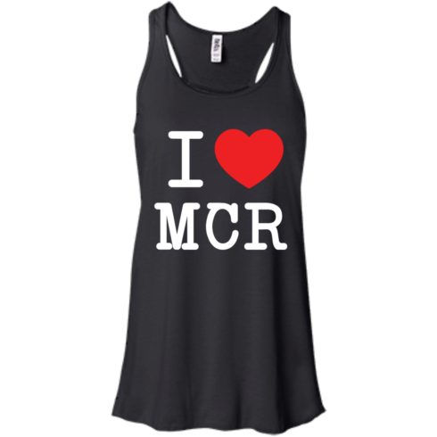 image 77 490x490px I Love Manchester T Shirts