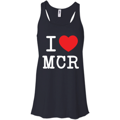 image 78 490x490px I Love Manchester T Shirts