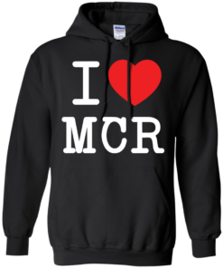 image 79 247x296px I Love Manchester T Shirts