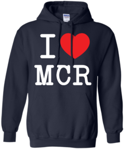 image 80 247x296px I Love Manchester T Shirts
