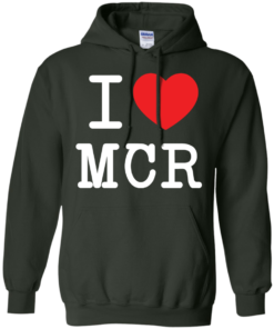 image 81 247x296px I Love Manchester T Shirts